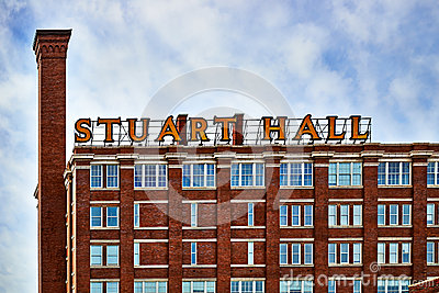 Stuart hall in kansas city editorial stock image image for Classic american architecture