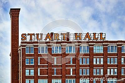 Stuart Hall In Kansas City Editorial Stock Image Image