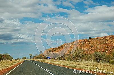 Stuart s Highway, Outback Australia