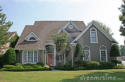 Royalty free pictures of houses