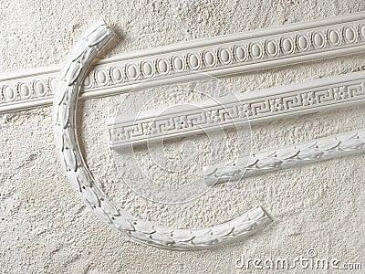 Stucco moulding