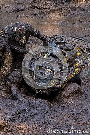 Stuck ATV Enduro