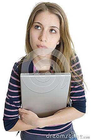 Student Contemplation
