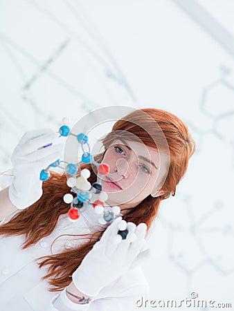 Student dmt molecular analysis