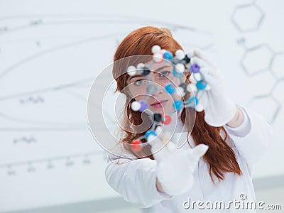 Student dmt molecule analysis