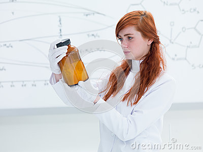 Student laboratory analysis