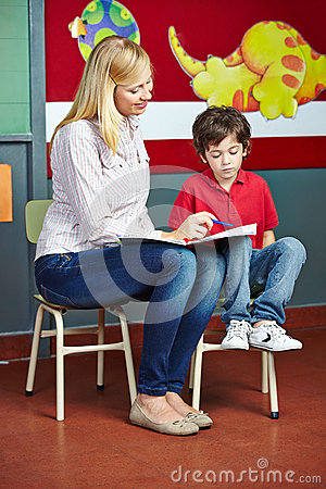 Student learning in private lessons