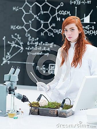 Student plant analysys