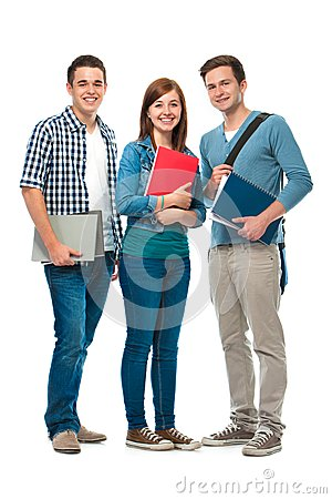 Free Students Royalty Free Stock Images - 26142889