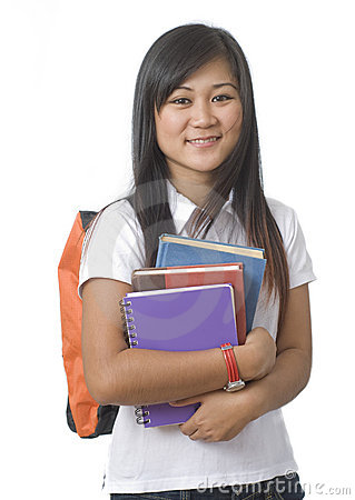 Free Students With Books 17 Stock Photos - 12628543