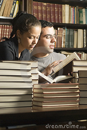 Free Students With Books - Vertical Stock Photo - 6180530