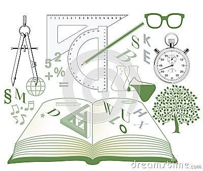 Studies symbols