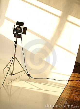 Free Studio Lighting Stock Photo - 21749480
