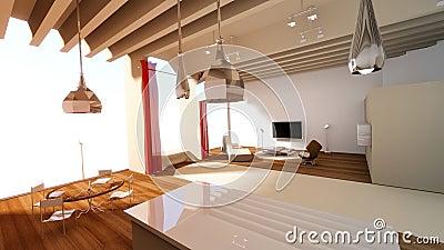 Studio Skyline Apartment