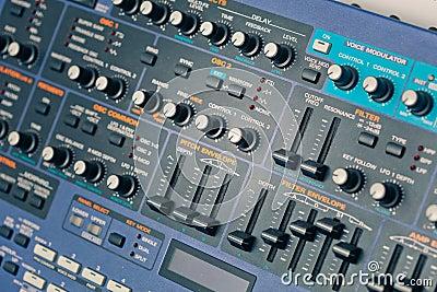 Studio sound processor
