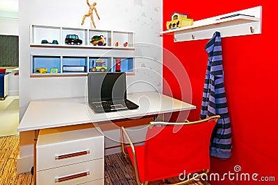 Study corner