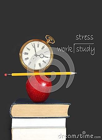 Study stress