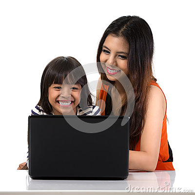 Studying with computer