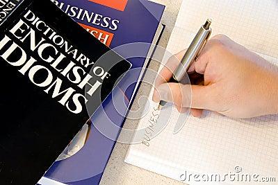 Studying English idioms