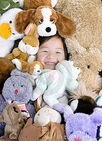 Free Stuffed Animals Royalty Free Stock Images - 3222899
