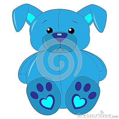 Stuffed Bunny Toy