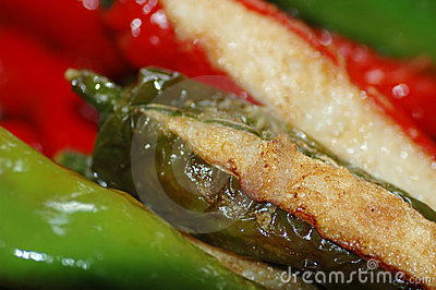 Stuffed Chilli