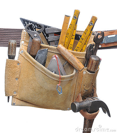 Free Stuffed Tool Belt Royalty Free Stock Photos - 7601618