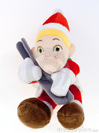 Stuffed Toy Christmas Gnome