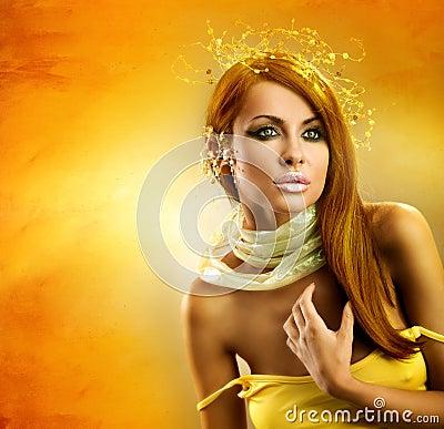 Free Stunning Beauty Stock Photography - 9543622