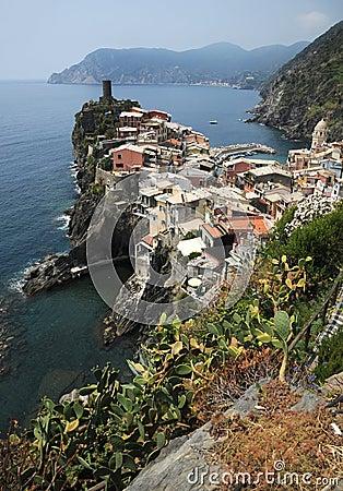 Stunning Italy - village of Vernazza