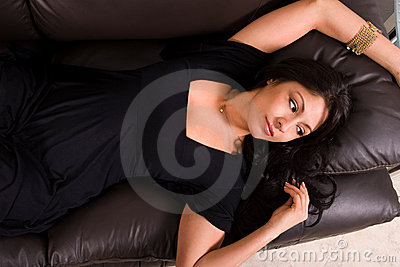 Stunning Latin Woman. Stock Photo - Image: 4018540