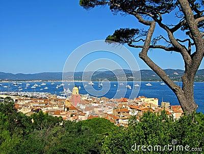 Stunning St. Tropez