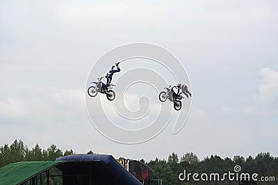 Stunt Motorcycles