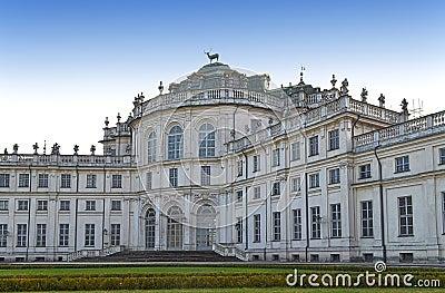 Stupinigi castle near Turin, Italy