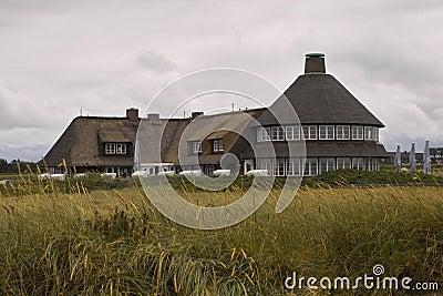 Sturmhaube auf Sylt (Kampen)