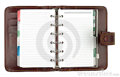 Style Brown Notebook