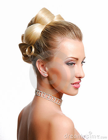 Style wedding hairstyle