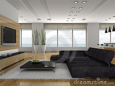 Stylish apartment