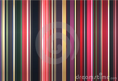 Stylish background from color strips