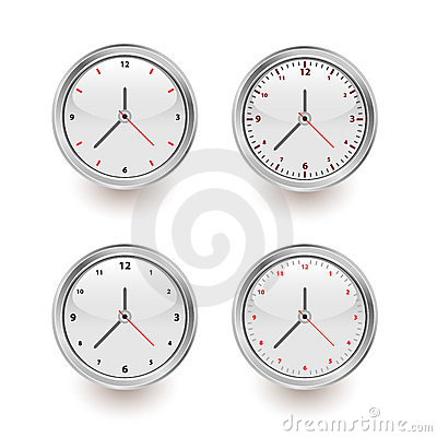 Stylish clocks