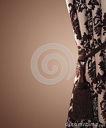 Stylish curtain