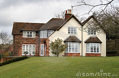 Stylish English Country House