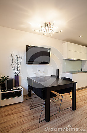 Stylish flat - Dining room