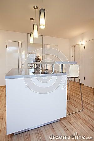 Stylish flat - Kitchen interior