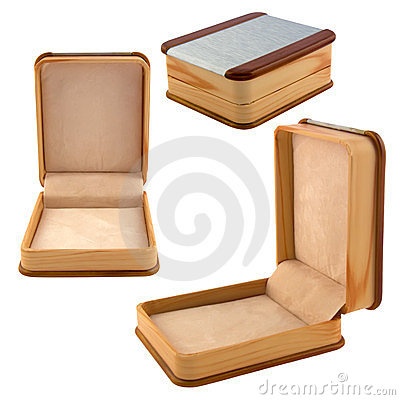 Stylish open small box