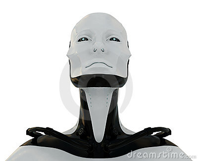 Stylish robot