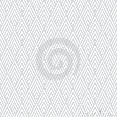 Stylish Seamless Geometric Pattern Background Vector Illustration