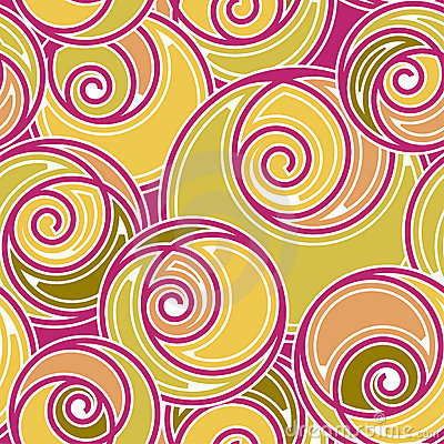 Stylish Seamless Pattern Stock Photography - Image: 7841092