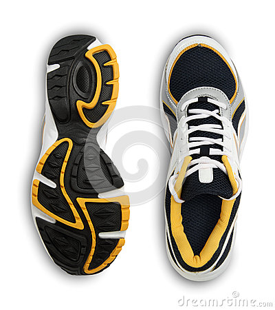 Stylish sports shoe