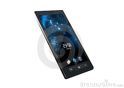 Stylish Touchscreen Smartphone